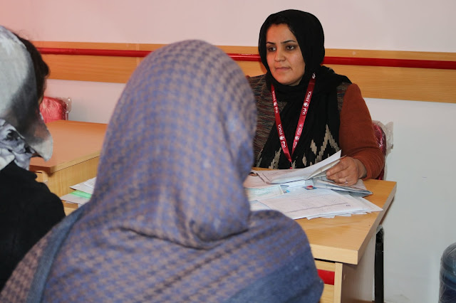 An All-Woman Bank in Afghanistan