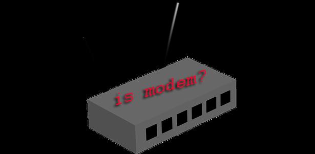 APA ITU MODEM