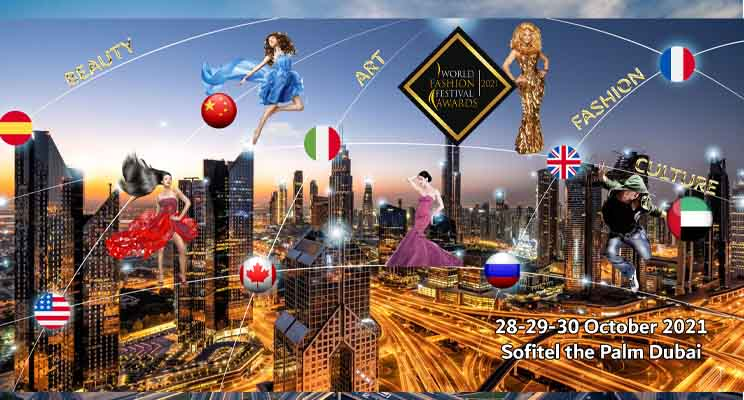 World Fashion Festival awards 2021