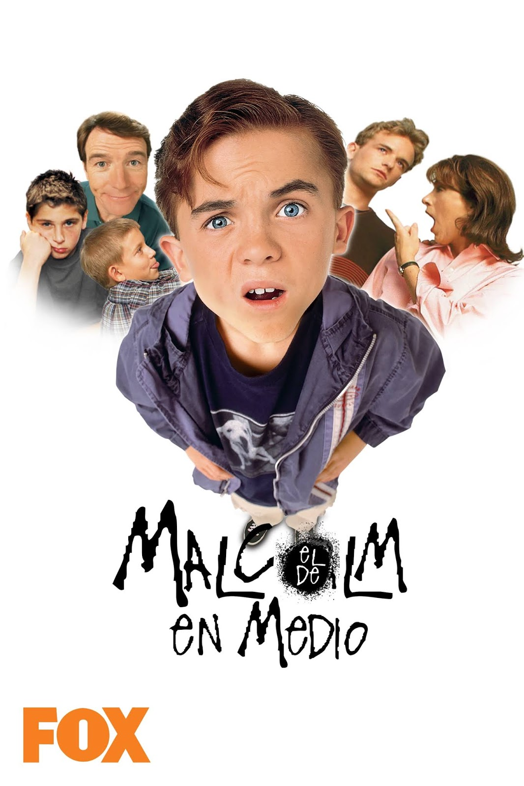 Malcolm in the Middle (2000) Temporada 1 AMZN WEB-DL 1080p latino