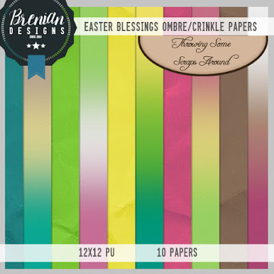 Easter Blessings by Brenian Designs and TSSA