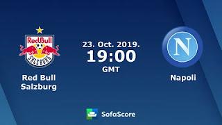 Ред Булл Зальцбург – Наполи смотреть онлайн бесплатно 23 октября 2019 прямая трансляция в 22:00 МСК.