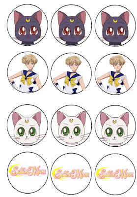 Sailor Moon birthday ideas