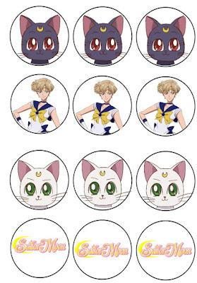 Sailor Moon birthday ideas