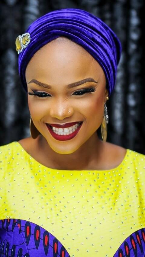 Yoruba Actress Iyabo Ojo Stuns In New Makeup Photos