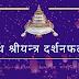 अथ श्रीचक्रदर्शनफलम | Shri Yantra Darshan |
