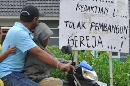 Pemerintahan Jokowi Gagal Lawan Intoleran