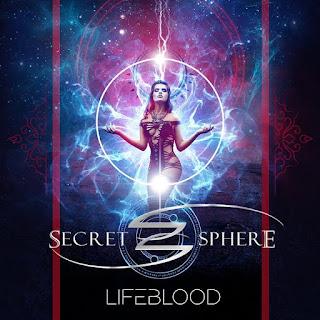 """Ο δίσκος των Secret Sphere """"Lifeblood"""""""