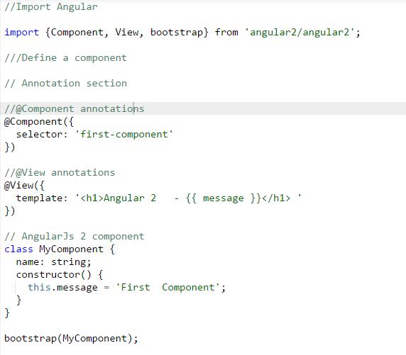 50) Understand Components in Angular 2 ~ CodeAndYou