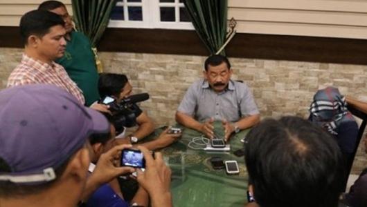 Terkuak, Abdul Basith Cs Rancang Aksi Kerusuhan di Rumah Soenarko