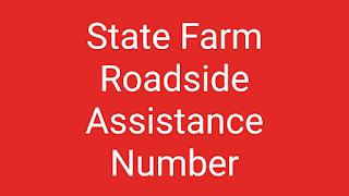 24/7 State Farm Roadside Assistance Phone Number, State Farm Roadside Assistance 1-800 Toll Free Numbers, State Farm  Breakdown assistance Contact Numberr