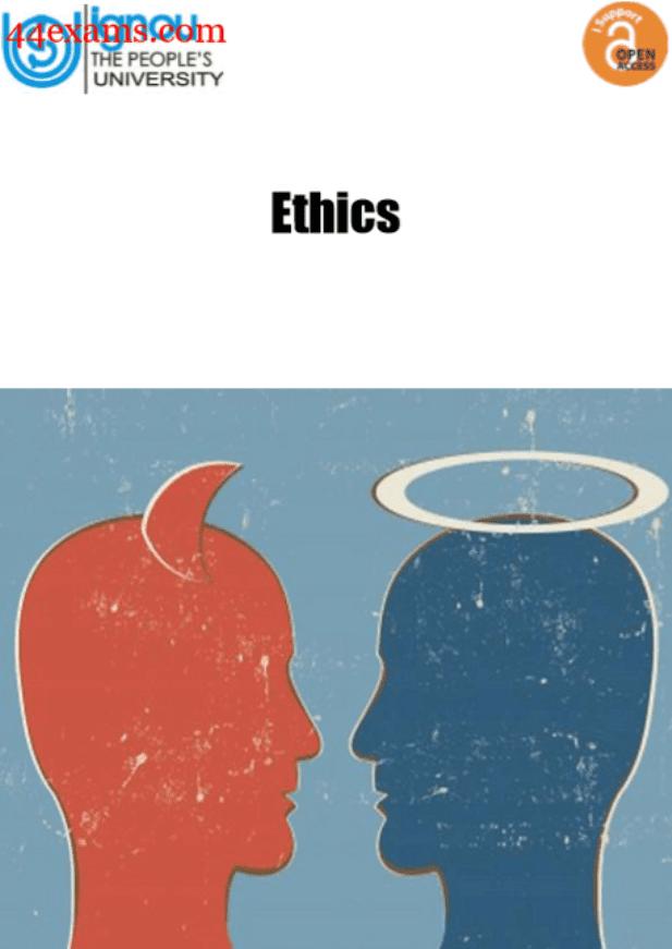 IGNOU-Ethics-For-UPSC-Exam-PDF-Book