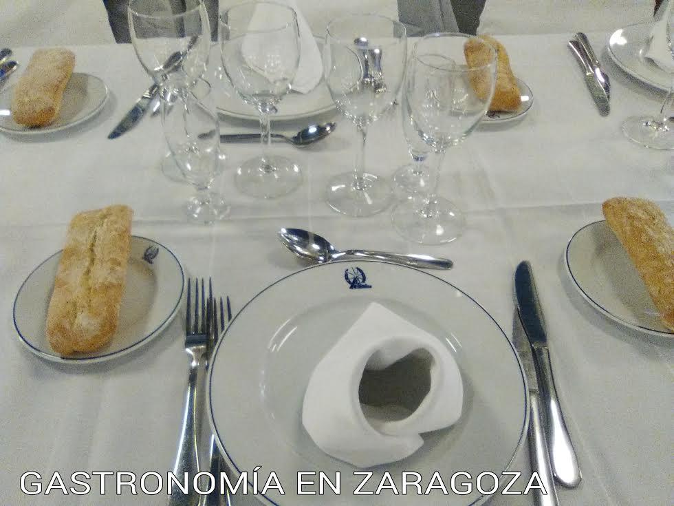 Gastronom a en zaragoza cena fin de curso 2016 - Cursos de cocina zaragoza ...