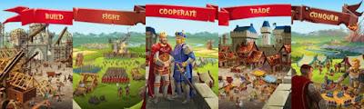 Screenshot: Empire: Four Kingdoms Apk