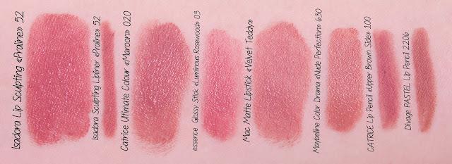 Isadora Lip Sculpting lipstick «Praline» 52 отзывы