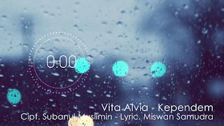 Lirik Lagu Kependem - Vita Alvia