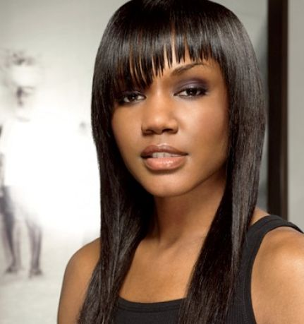 short hairstyles 2014 long wavy hairstyles for black women