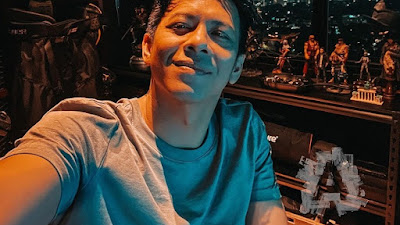 Ariel Noah Termasuk 10 Orang Pertama di Kota Bandung yang Divaksin Covid-19