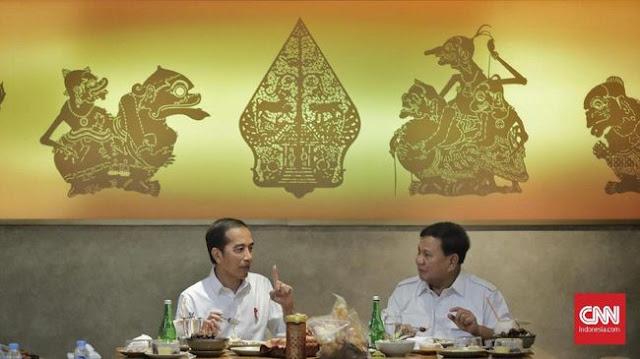 Jokowi-Prabowo Bertemu, Rupiah Paling Perkasa di Asia