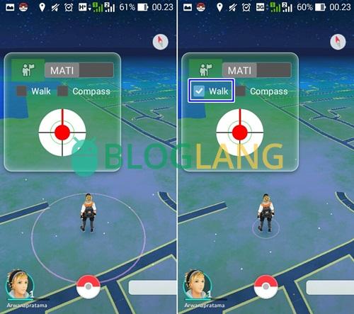 aplikasi pokemon go jalan sendiri