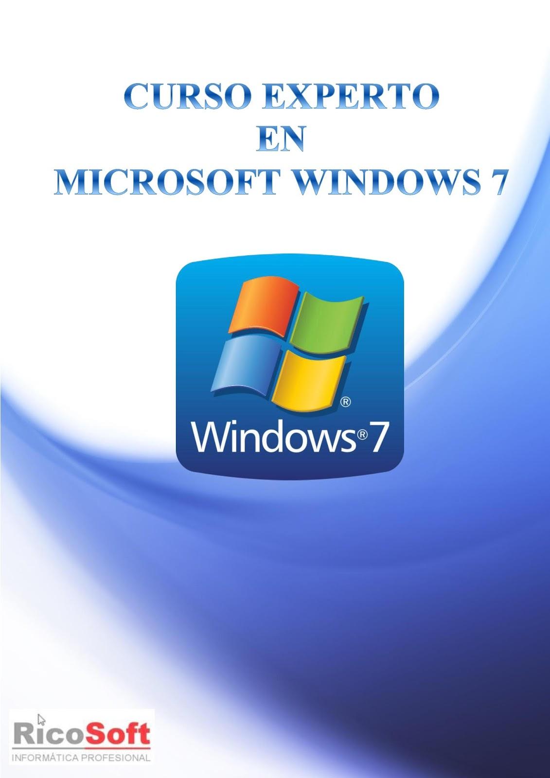 Curso experto en Microsoft Windows 7