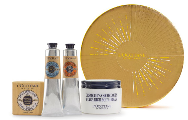 Great Gifting - L Occitane Nourishing Shea Butter Collection