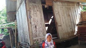 35 KK Di Desa Taman Baru Sekotong,Mendapatkan Bantuan RTLH.
