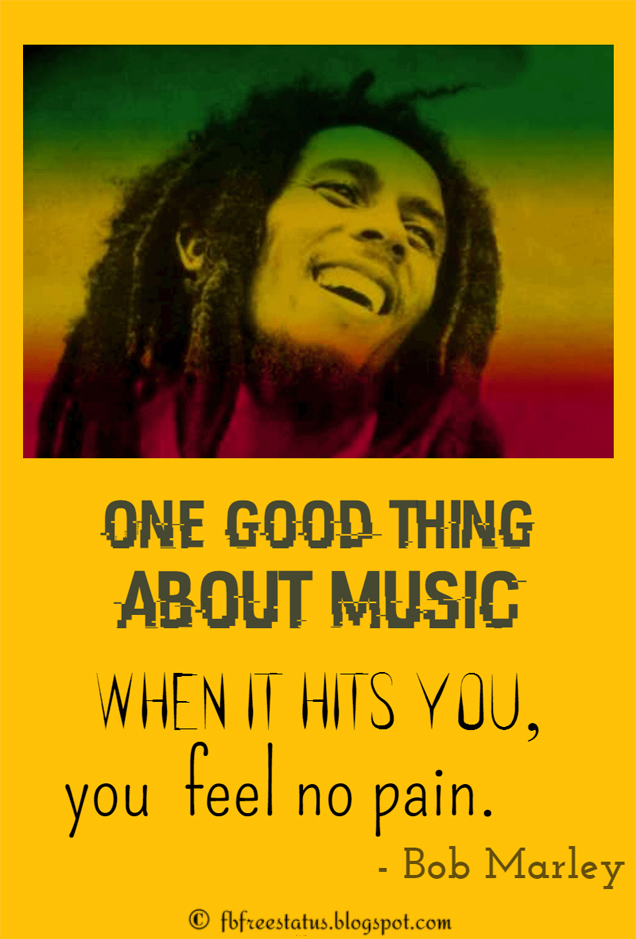 Bob Marley Quotes On Life Love And Happiness Tuanson And Friends