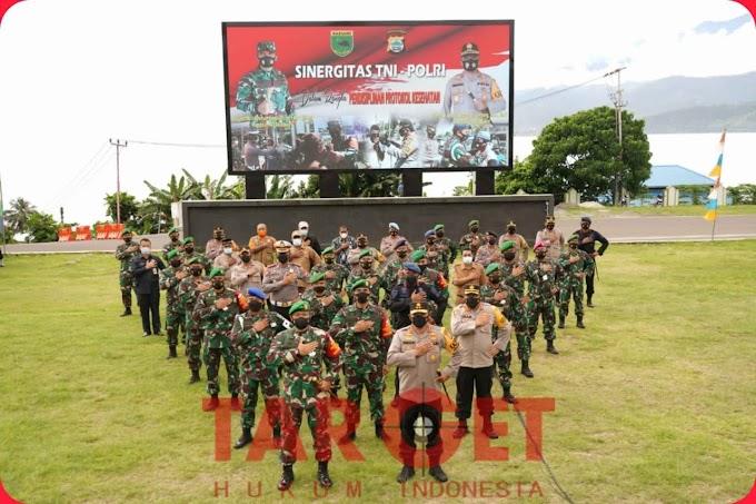 Pangdam XVIII Kasuari : Sinergitas TNI-Polri Memiliki Nilai Energi yang Luar Biasa