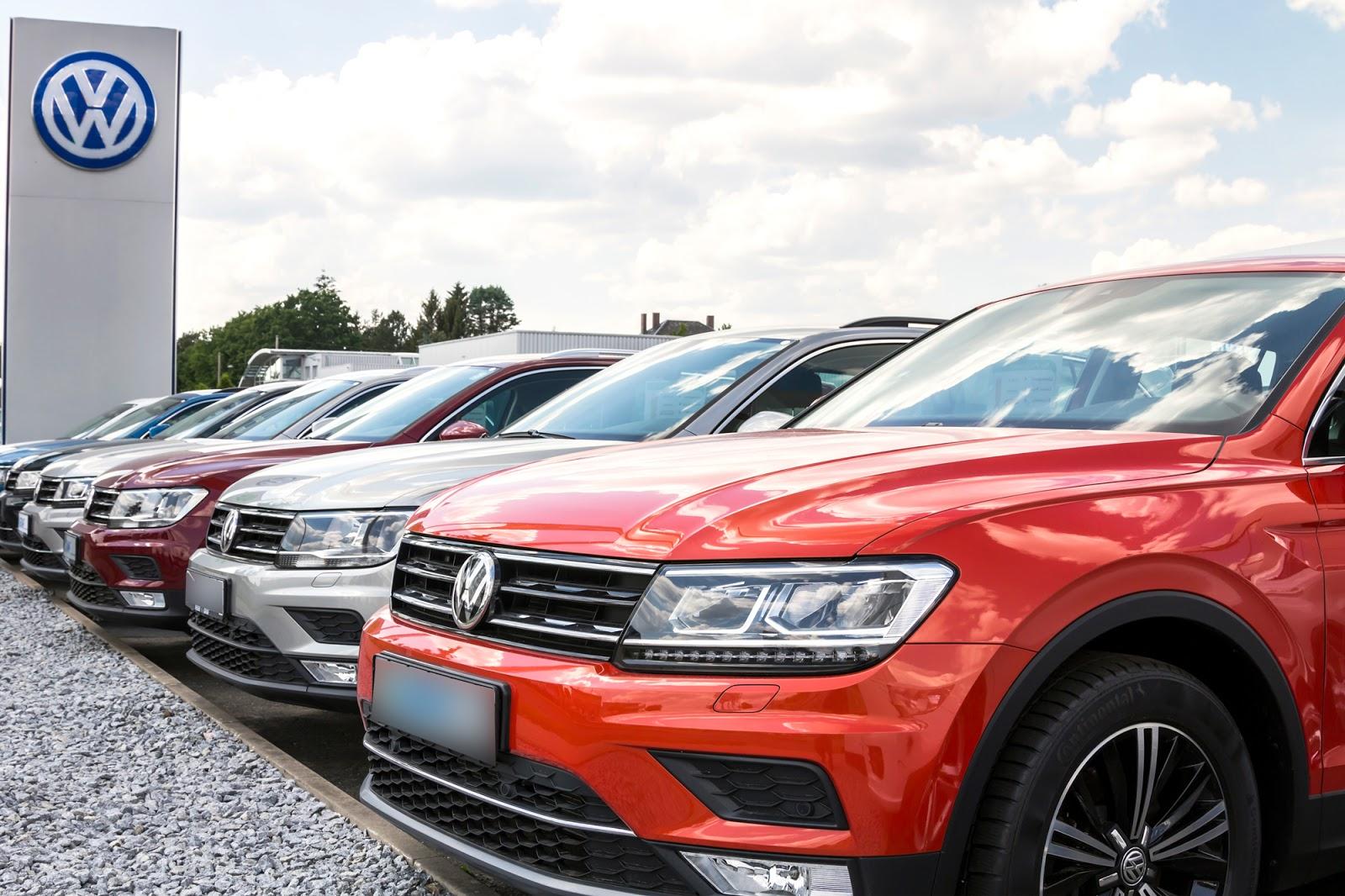 Waghalsige Kamikaze-Aktion, die Leben gefährdet: VW verkauft 9 Millionen Autos