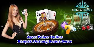 Agen Poker Online Banyak Untung Bonus Besar