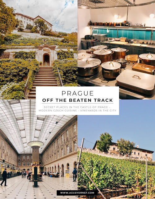 Prague Off The Beaten Track - Hidden gems in the castle, modern czech cuisine, vineyards and more!