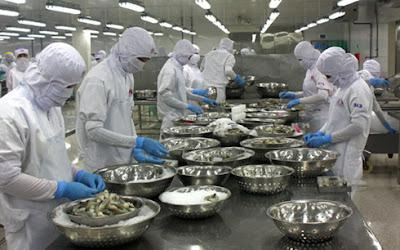 Tuyển 9 nữ lao động làm công việc chế biến thủy sản tại Aichi Nhật Bản