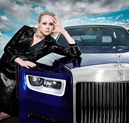 Rolls-Royce Phantom (Werbe) Film by Rankin mit Lady Brienne von Tarth | Eine britische Ikone mal rebellisch in Szene gesetzt