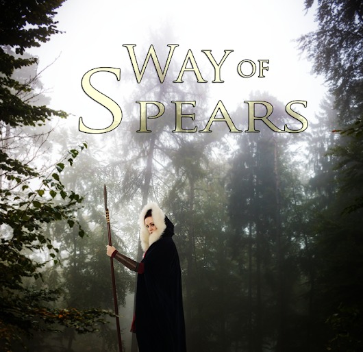 Way of Spears will soon be for sale in select Colorado bookstores