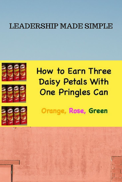 How to Earn Multiple Daisy Petals With One Pringles Can