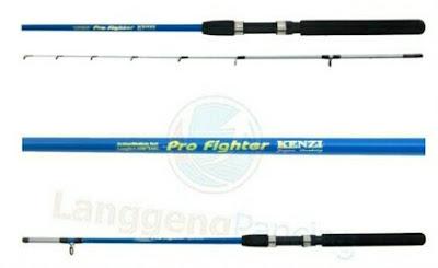 Joran Kenzi Pro Fighter 135