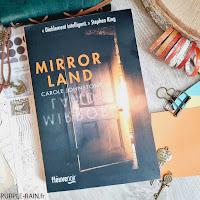 Livre PurpleRain • MirrorLand - Carole JOHNSTONE