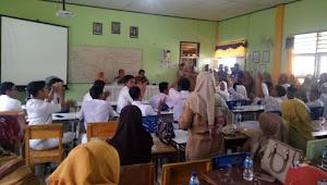Saat mediasi, Terungkap Kepsek Diduga Minta Guru Senior SMAN 3 Tebo Dipindahkan