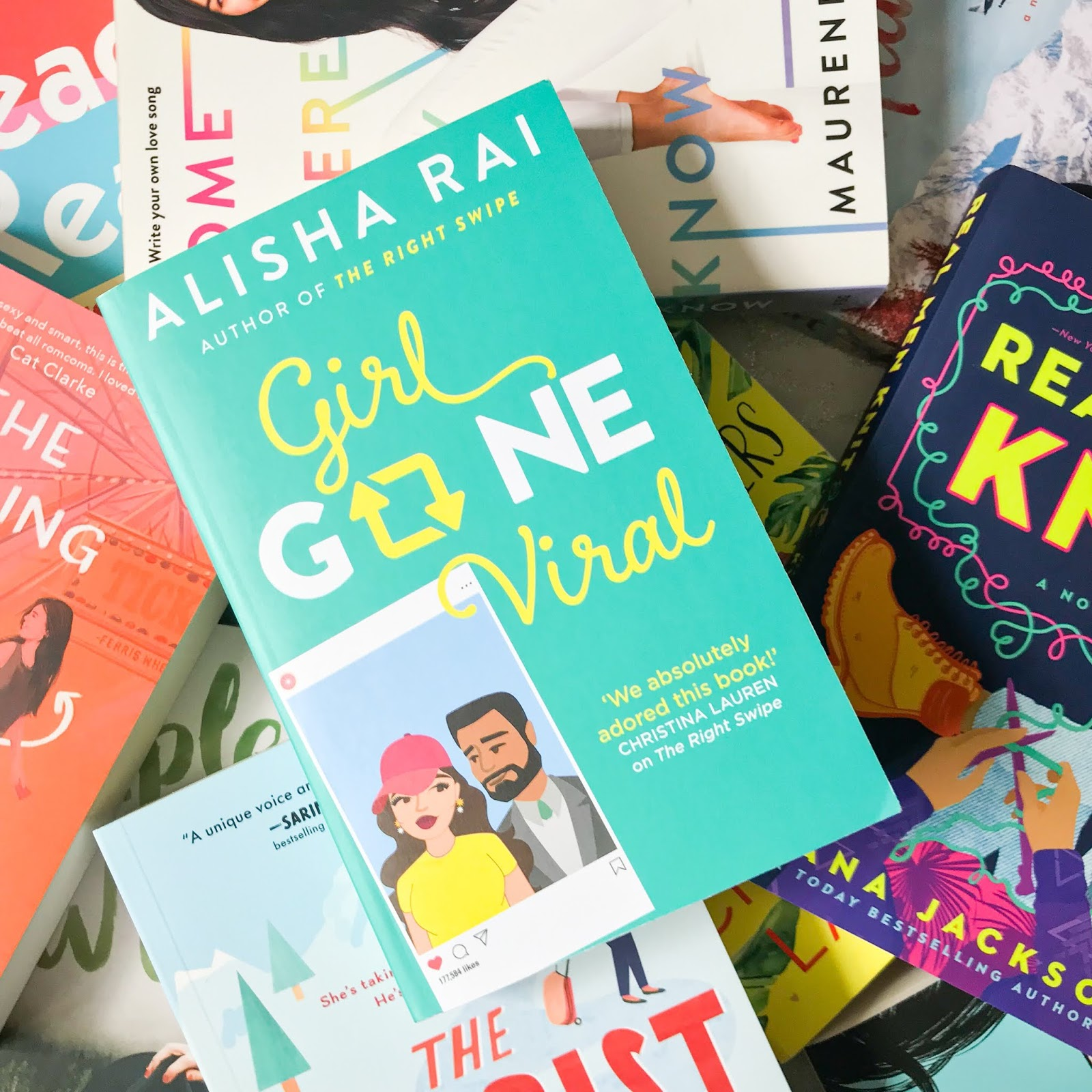 Girl Gone Viral - Alisha Rai | Spoiler Free Book Review