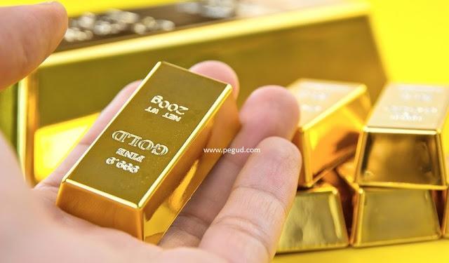 Emas Antam dan emas USB