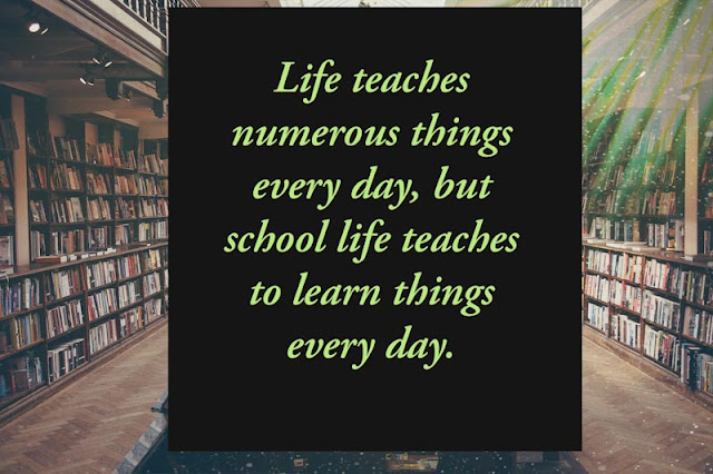 Image, about school life Quotes