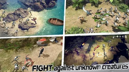 LOST in Blue (Global) APK MOD for Android Download