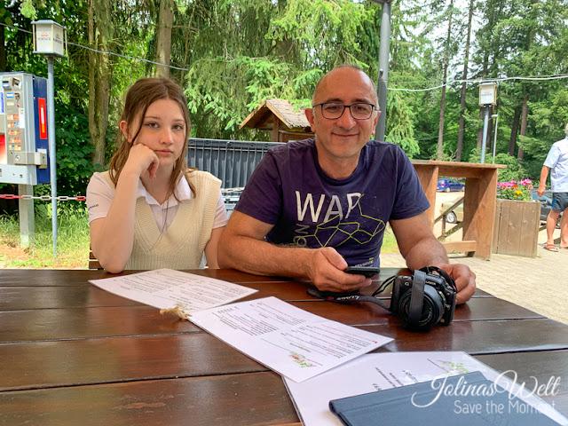 Christian und Louisa im Waldheim