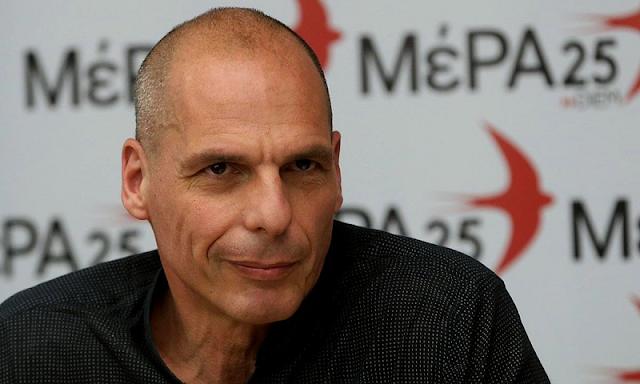 Γιάνης Βαρουφάκης: «Το Δόγμα του ΣΟΚ και το νομοσχέδιο Χατζηδάκη»