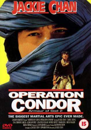Armour of God II Operation Condor 1991 BluRay 350MB Dual Audio 480p Watch Online Full Movie Download bolly4u