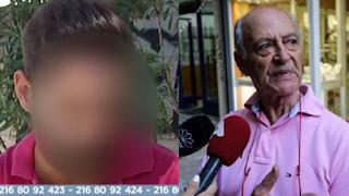 O γιος του κοσμηματοπώλη λυγίζει: «Ο πατέρας μου δεν είναι δολοφόνος»
