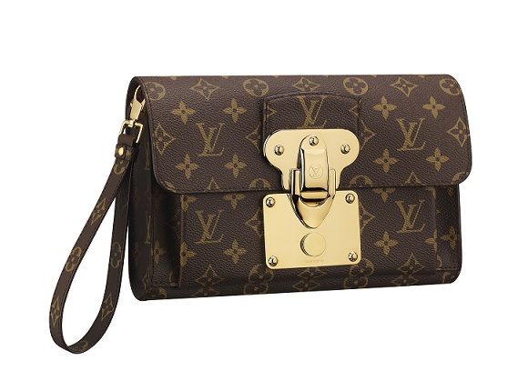 048d6b4a14e Louis Vuitton Monogram Clutch Historique |In LVoe with Louis Vuitton