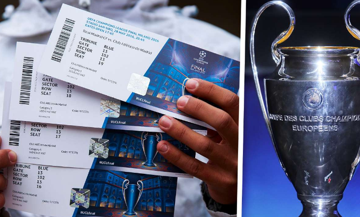 How to buy tickets for Champions League Final; Manchester City vs Chelsea
