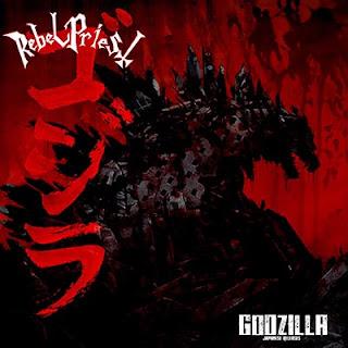 """Το single των Rebel Priest """"Godzilla"""""""